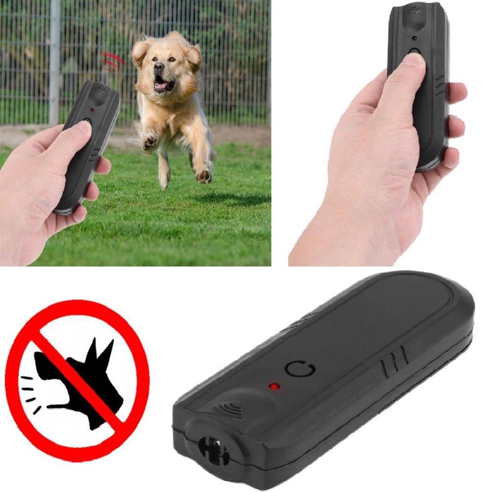 Отпугиватель собак своими руками: как правильно отпугнуть опасное животное и защитить семью
