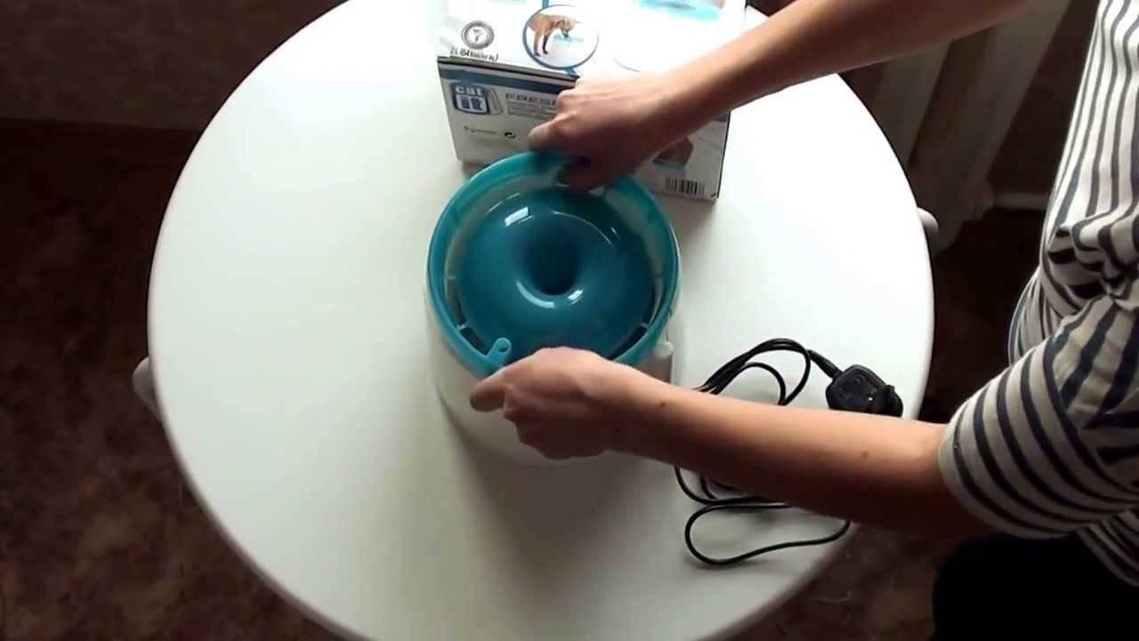 5 крутых питьевых фонтанчиков для питомца из aliexpress