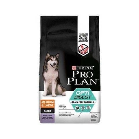 Корм pro plan для щенков и крупных пород собак