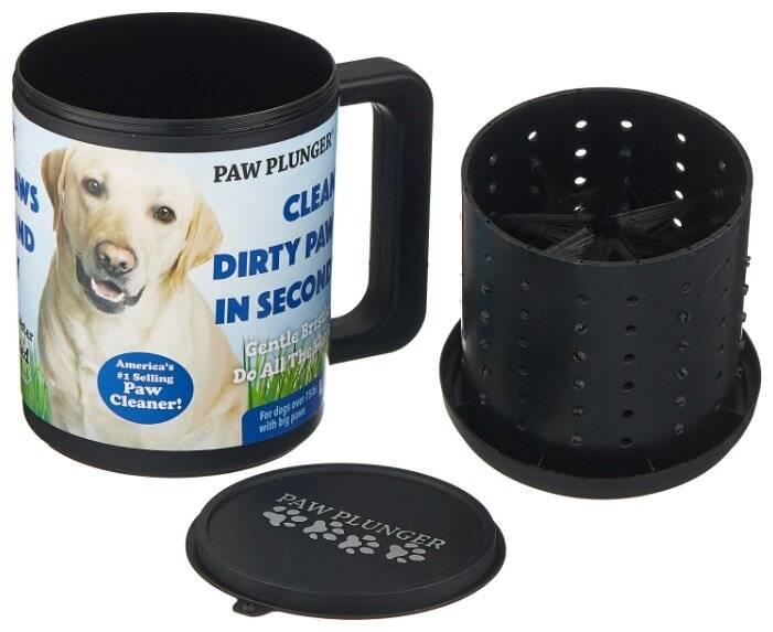 Лапомойка для собак: описание, принцип работы и инструкция
