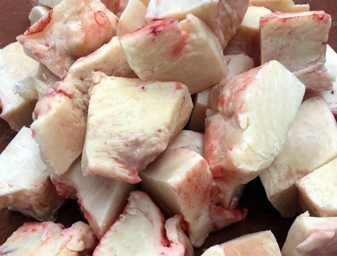 Как и сколько варить говяжье вымя?