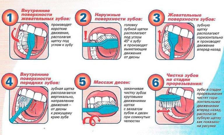 Как чистить зубы электрической зубной щеткой – основы и правила, с пастой и без