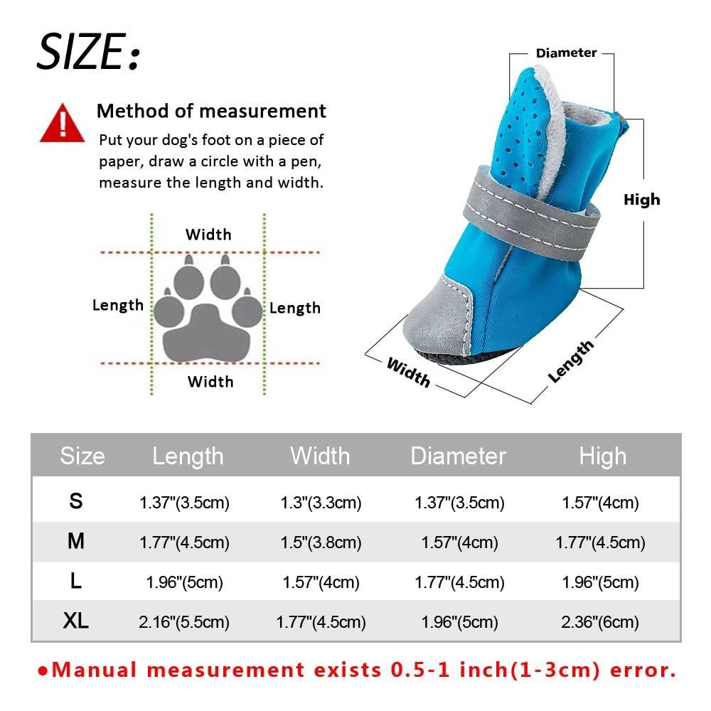 Обувь для собак мелких пород: зачем это нужно