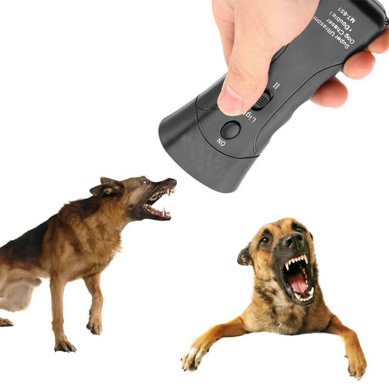 Отпугиватель собак (ультразвуковой): рейтинг самых мощных