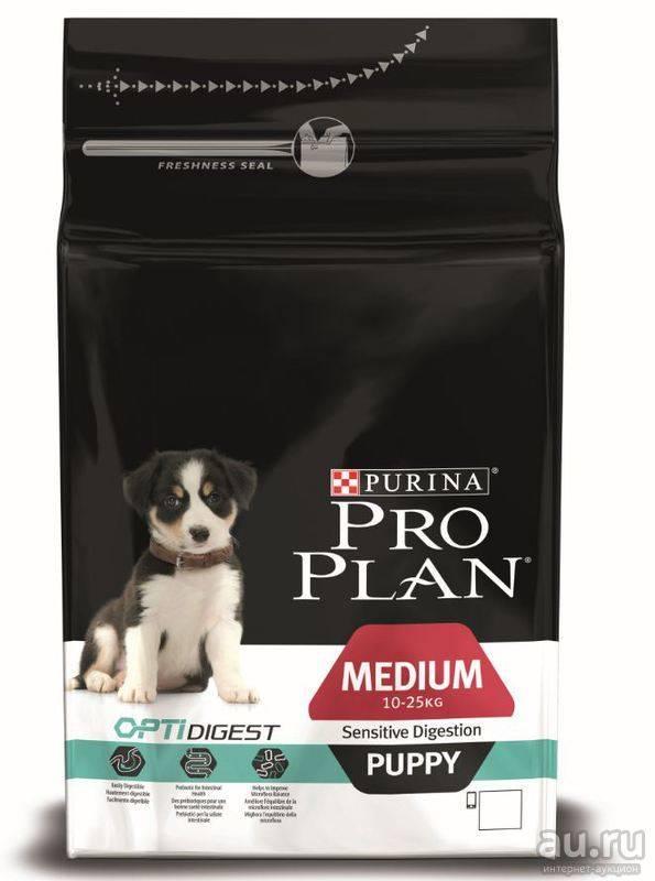 Характеристика кормов для собак pro plan с отзывами ветеринаров и заводчиков