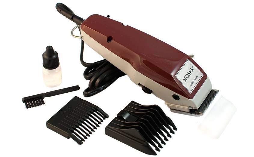 Машинка для стрижки волос moser: лучшие модели, цена, отзывы