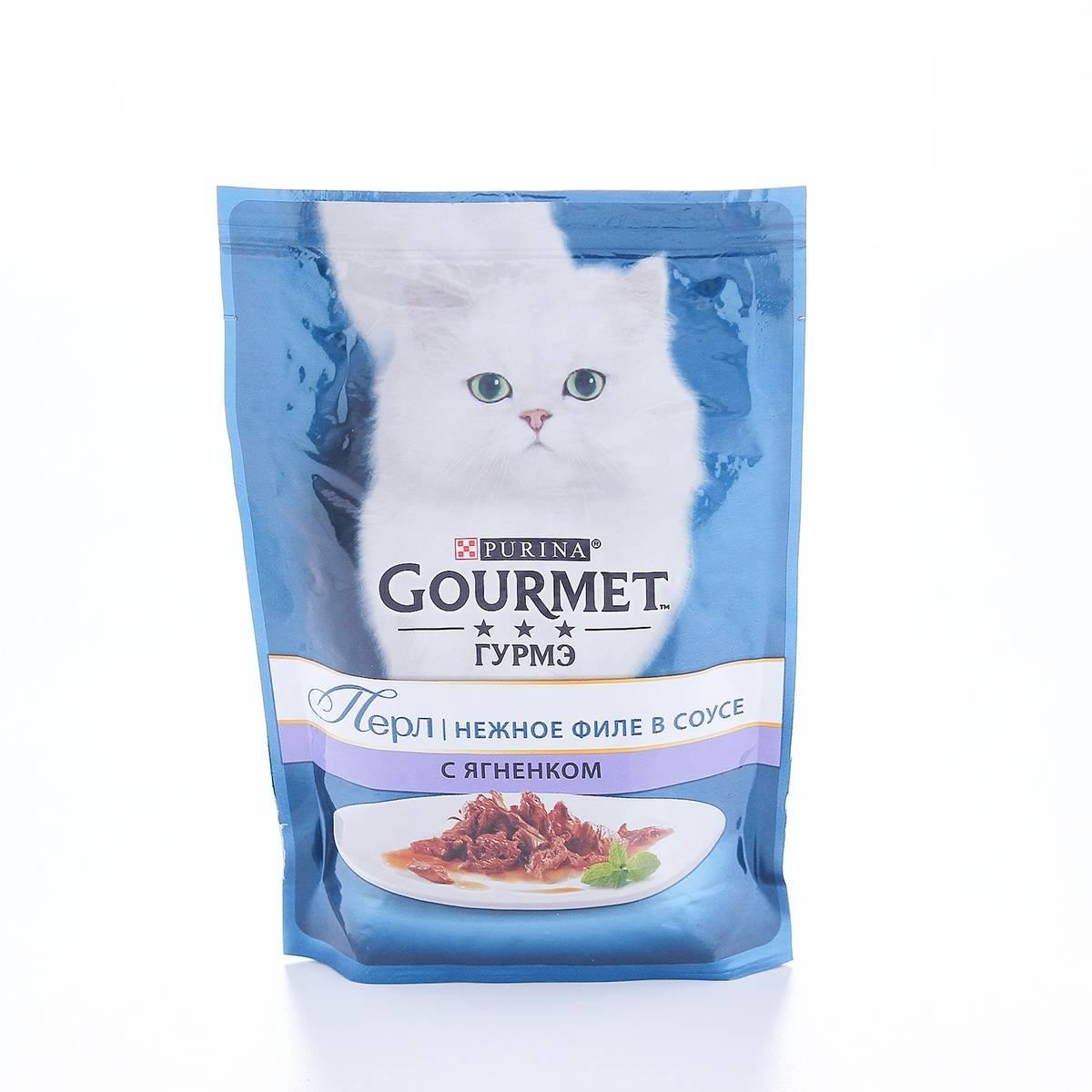 Корм для кошек gourmet: отзывы, разбор состава, цена - петобзор