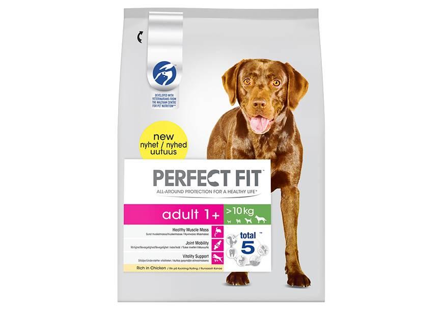 Корма для собак perfect fit (перфект фит): ассортимент, анализ состава, плюсы и минусы корма, выводы