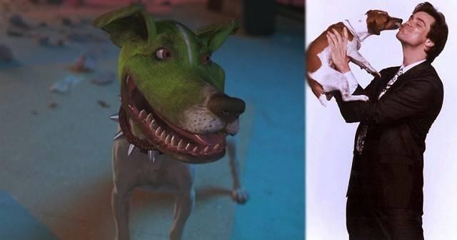 Как называется породы собаки майло из фильма маска и ее описание