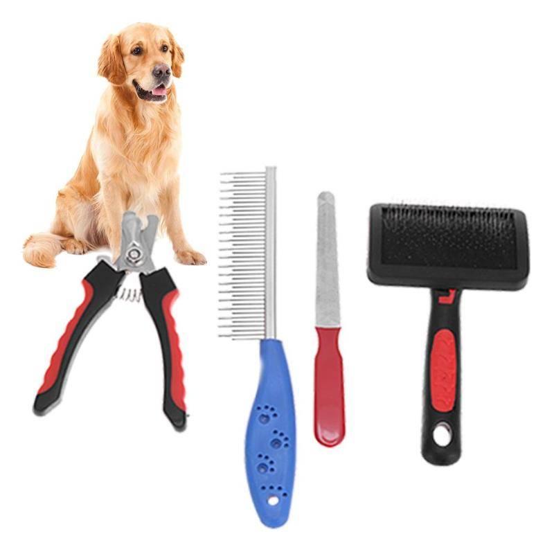 Инструменты для расчесывания и вычесывания собаки – энциклопедия о собаках