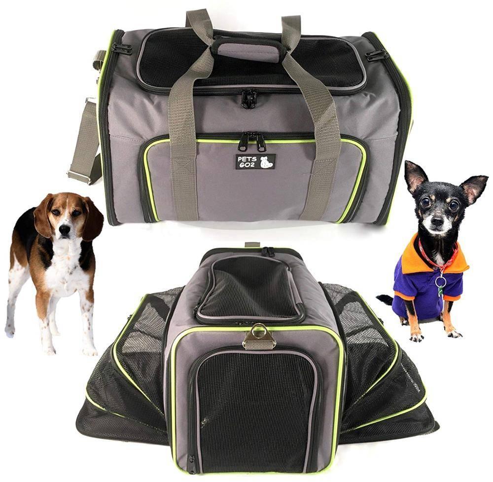 Как сшить сумку-переноску для собак своими руками (выкройки, фото)