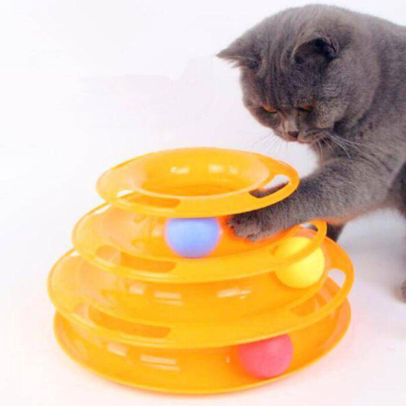 Игрушки для кошек своими руками: от простых до интерактивных