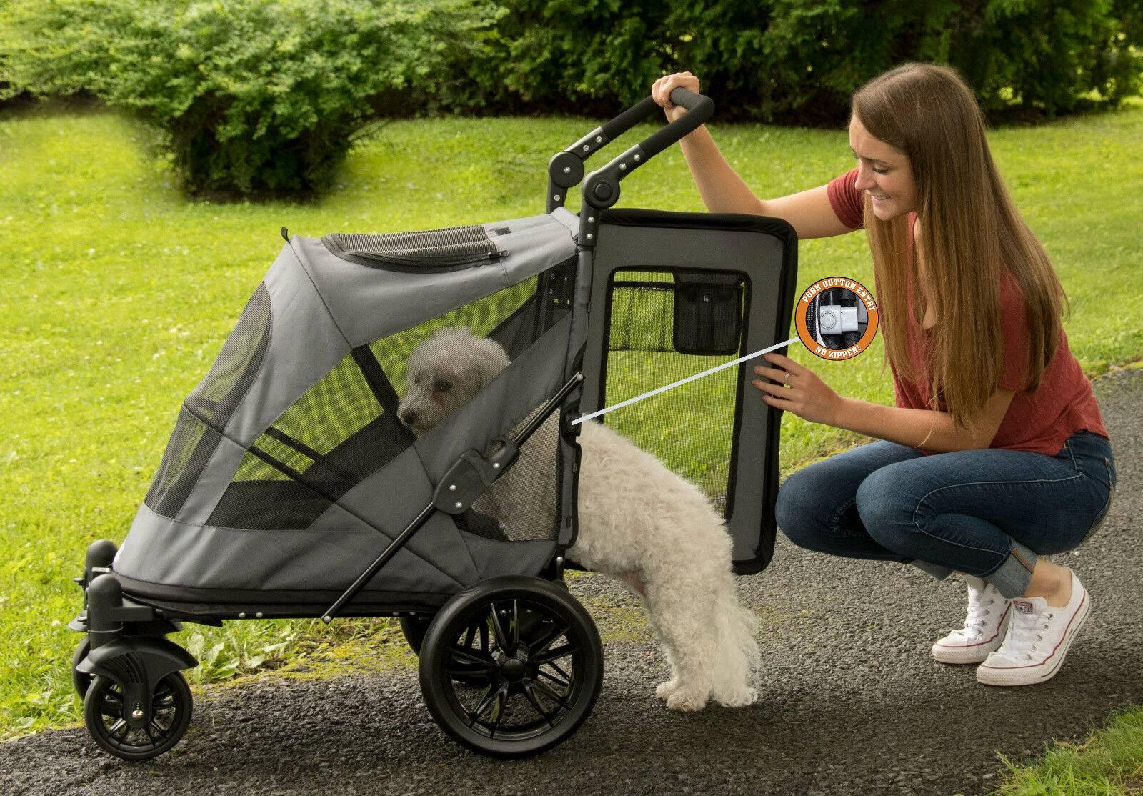 Приспособления по уходу за собаками (манеж для щенков, коляски своими руками)