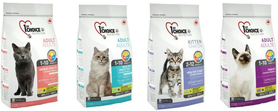 Корм для кошек