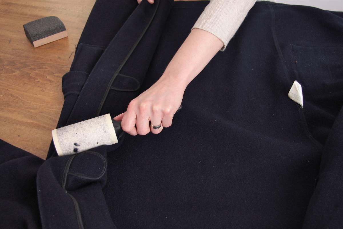 5 экстренных способов очистить одежду от шерсти животного