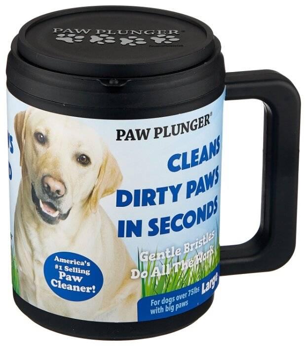 Лапомойка для собак своими руками: как сделать устройство для мытья лап