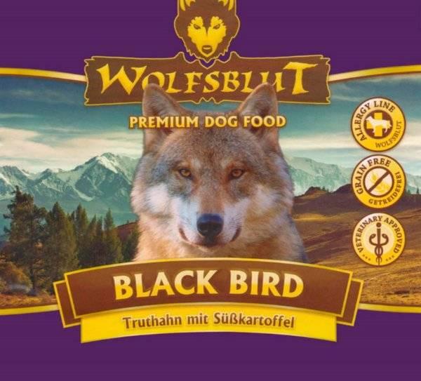 Корм волчья кровь для собак | состав, цена, отзывы