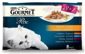 Все о корме для кошек gourmet (гурме)