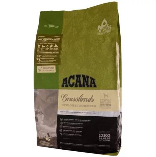 Корм для кошек акана (acana) - обзор, состав и отзывы ветеринаров