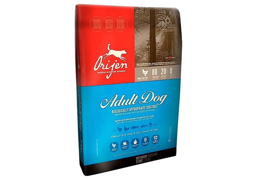 Подробный обзор собачьих кормов dog chow для крупных и мелких собак