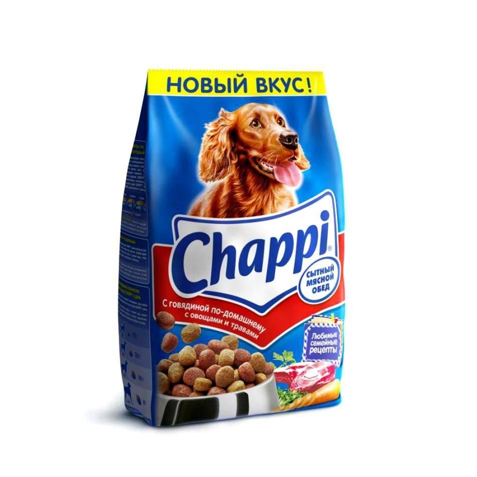 """Корм """"чаппи"""": состав и отзывы ветеринаров"""
