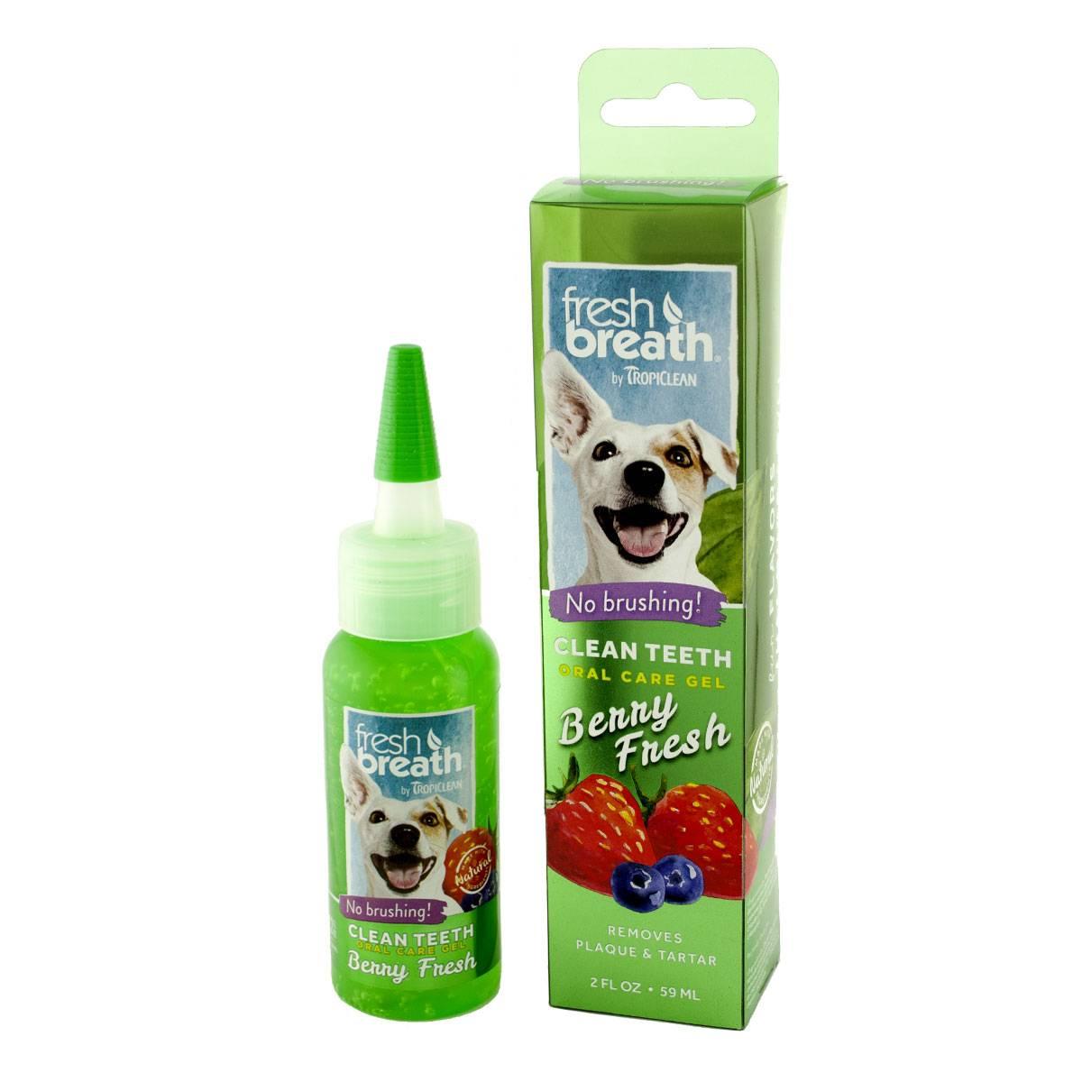 Зубные гели и пасты для собак преимущества и различия - кошки и собаки
