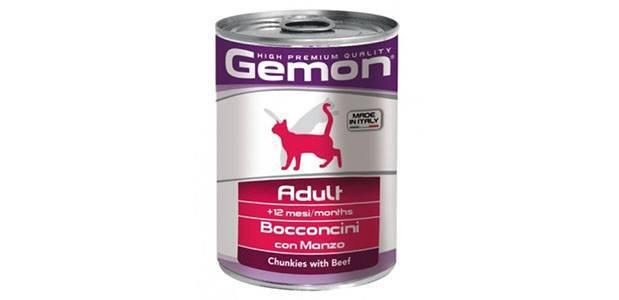 Gemon: корм для собак, состав сухого питания