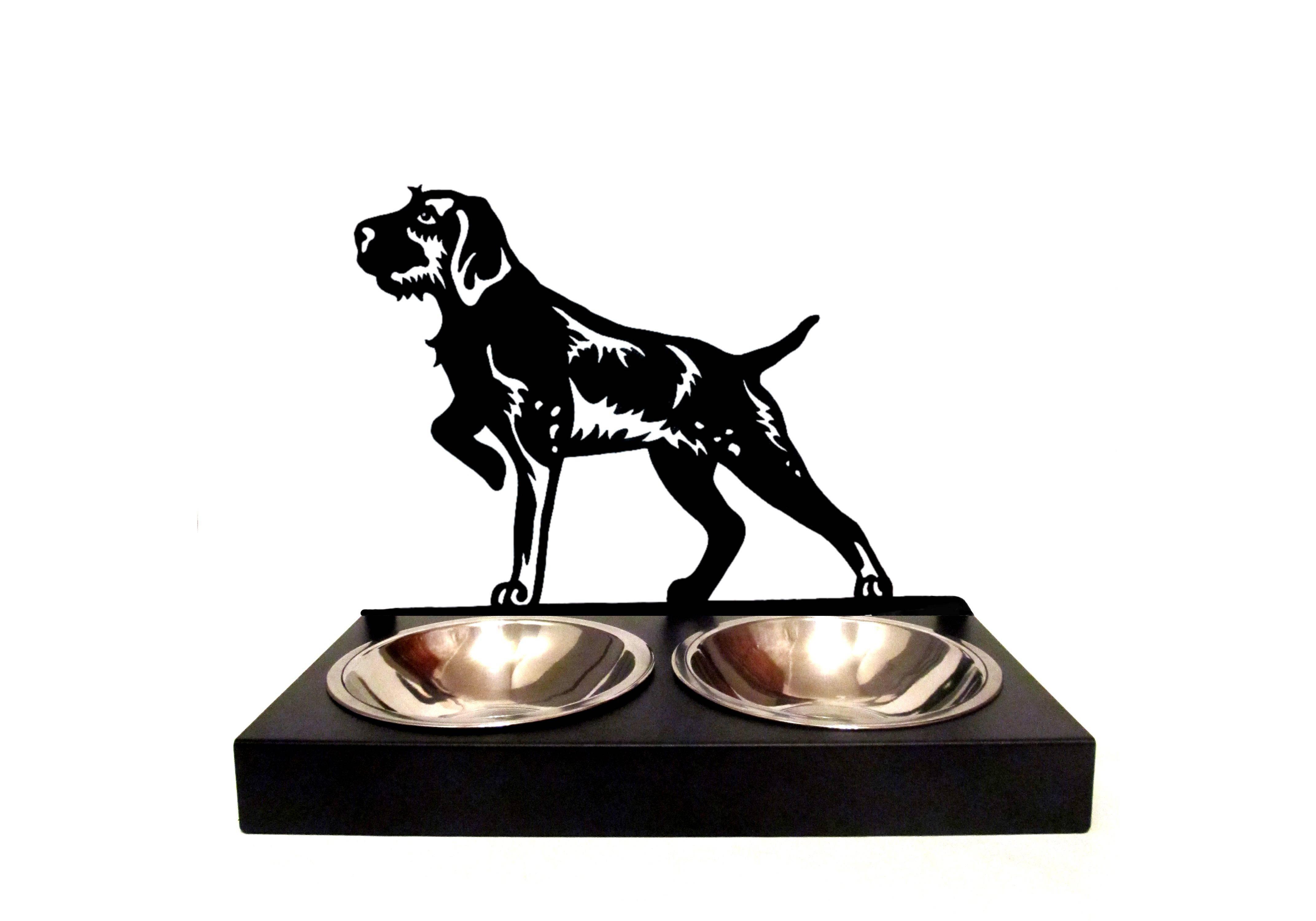 Какой должна быть миска для собаки: описание изделий на подставке и других