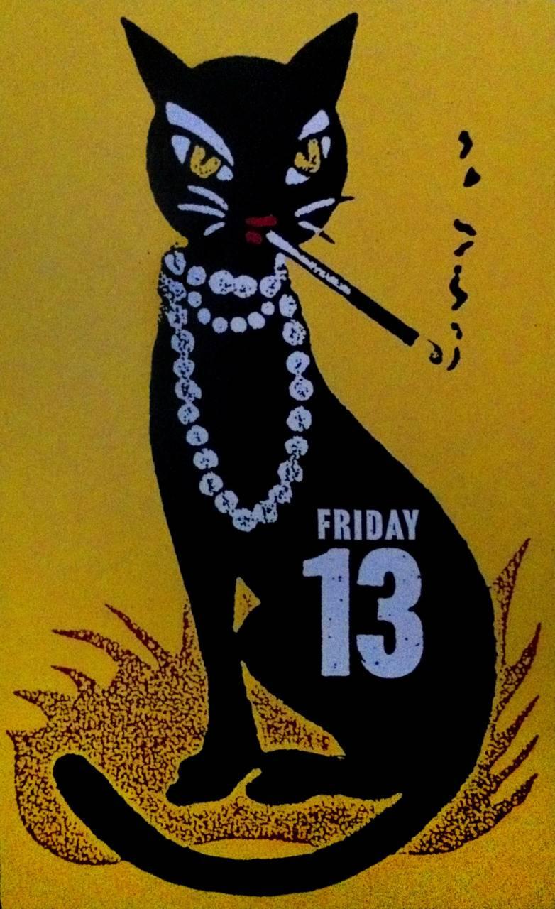 Положительные и негативные приметы про черных котов