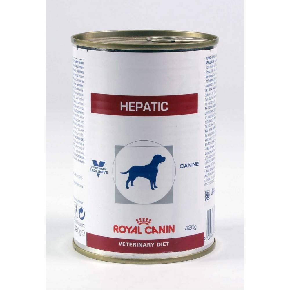 Состав корма роял канин гепатик для собак