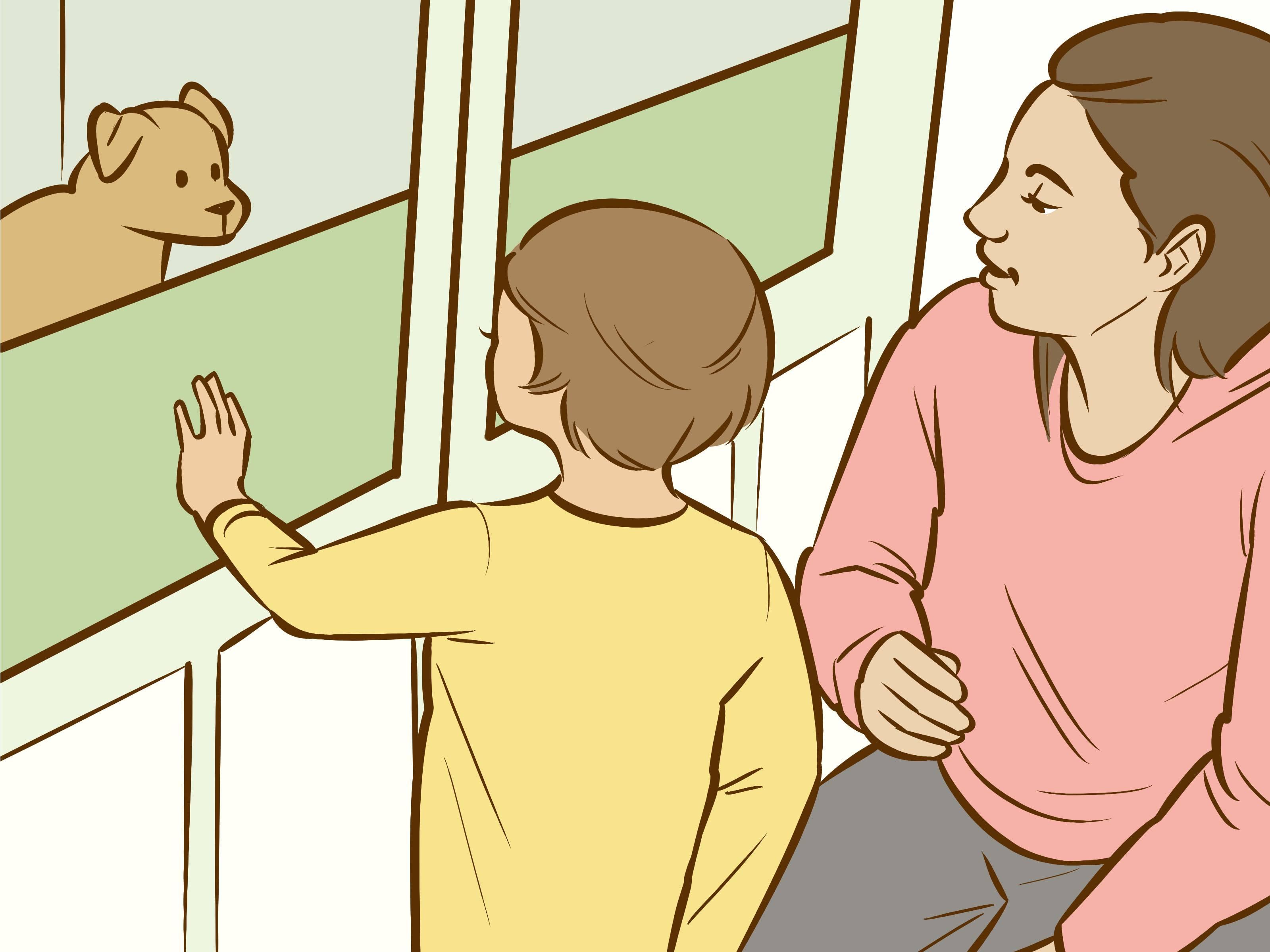 Как уговорить родителей завести собаку или кошку