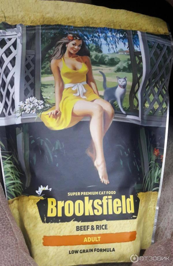 Корм для собак brooksfield: отзывы, разбор состава, цена - петобзор