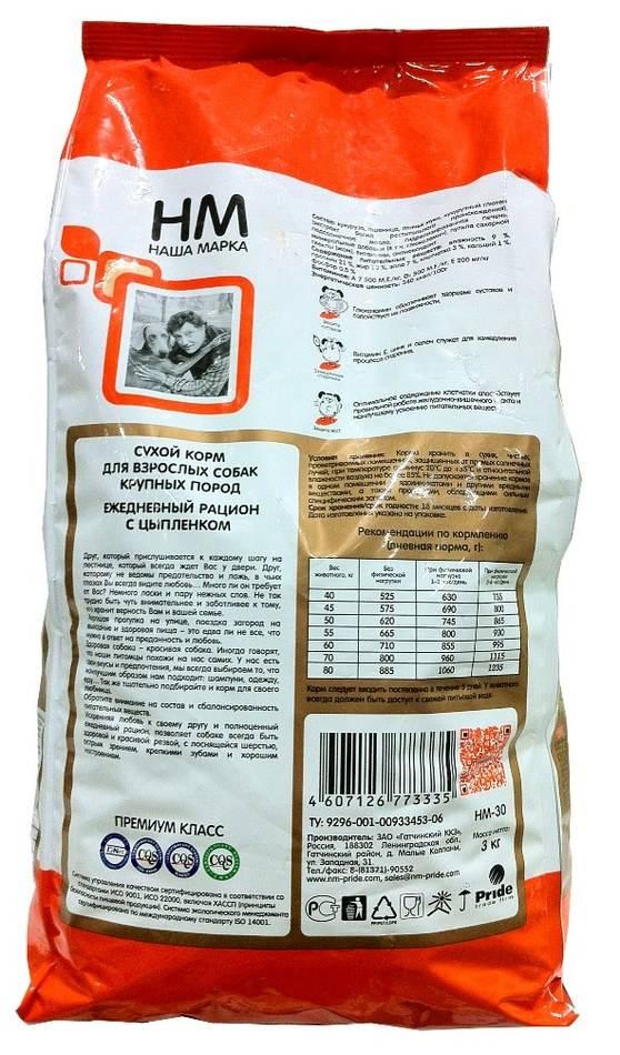Гипоаллергенные корма для собак: обзор лучших кормов и их производителей