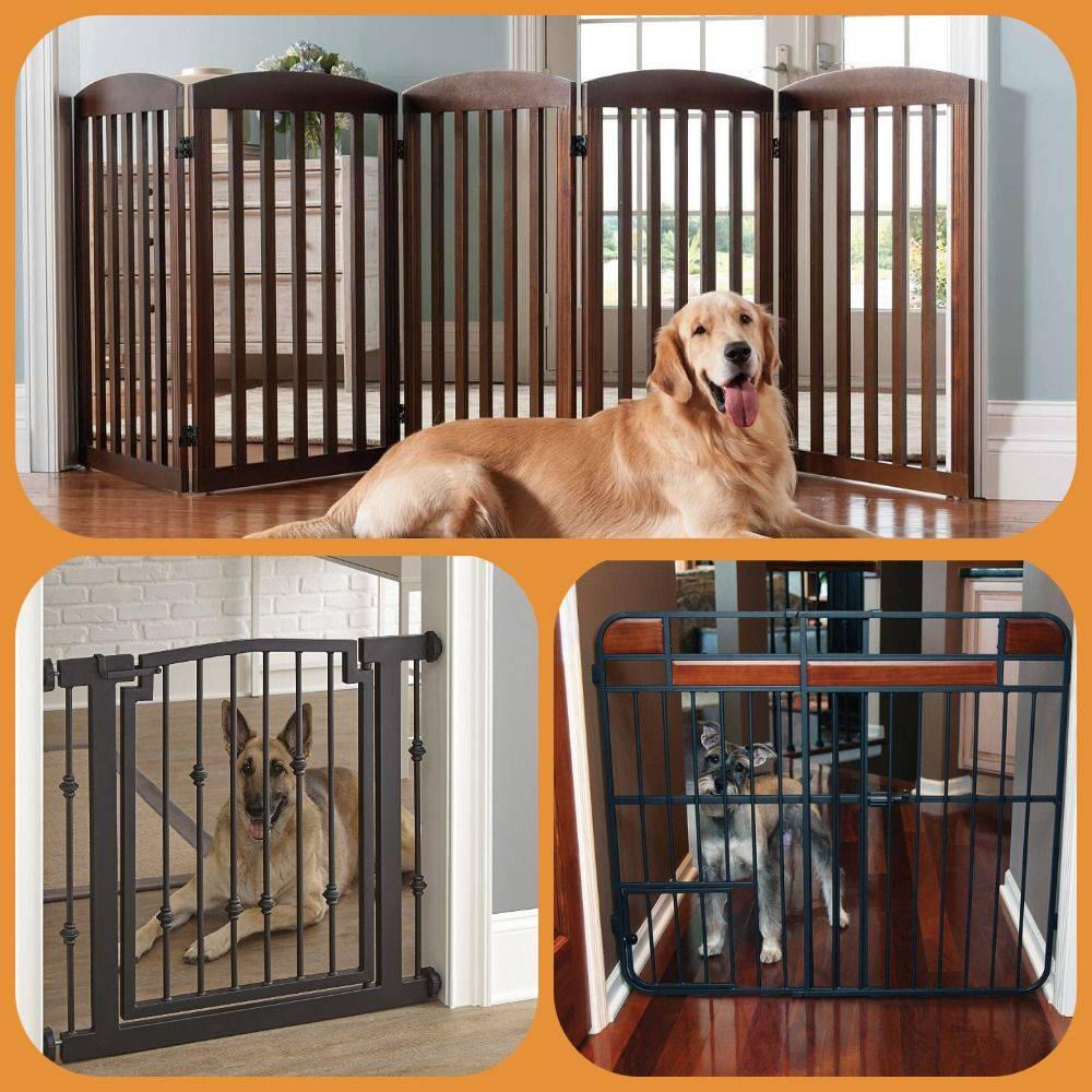 Как сделать барьер для собаки? - о домашних питомцах