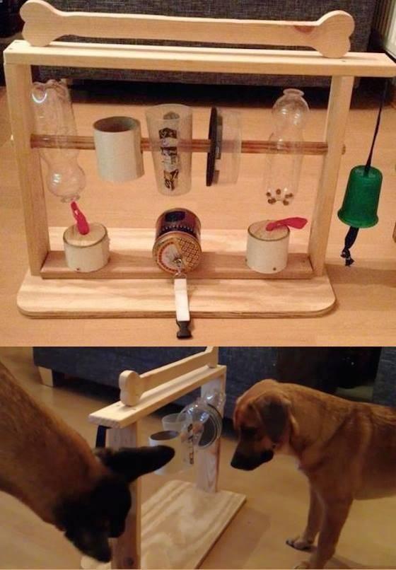14 идей по созданию самодельных игрушек для собак | cоциальная сеть владельцев домашних животных