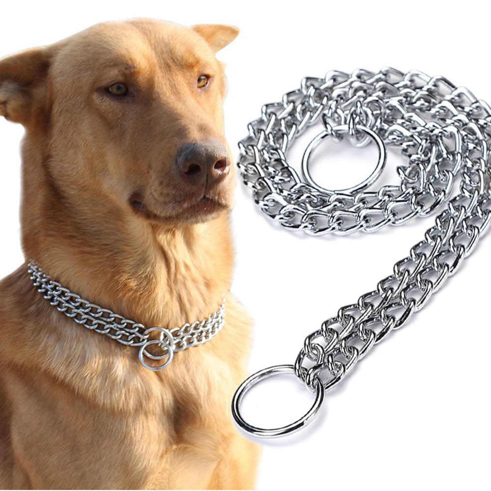 Строгий ошейник для собак: для чего нужен и как правильно применять парфорс