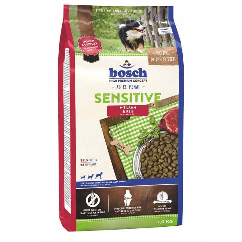 Сухие корма для собак bosch (бош)