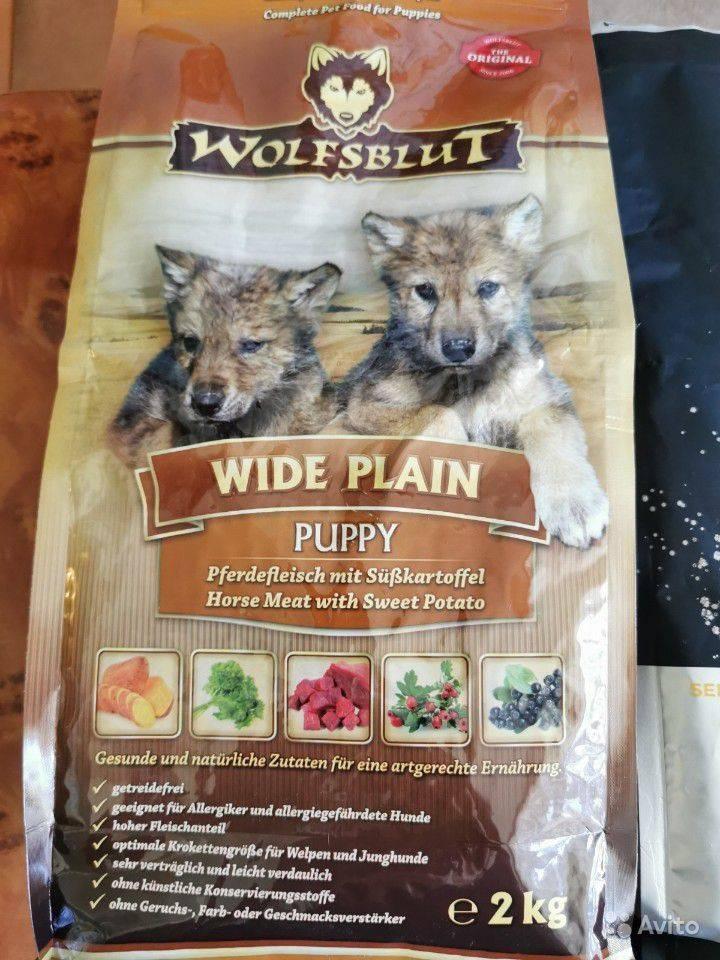 Wolfsblut волчья кровь сухой корм для собак range lamb ягненок для взрослых собак