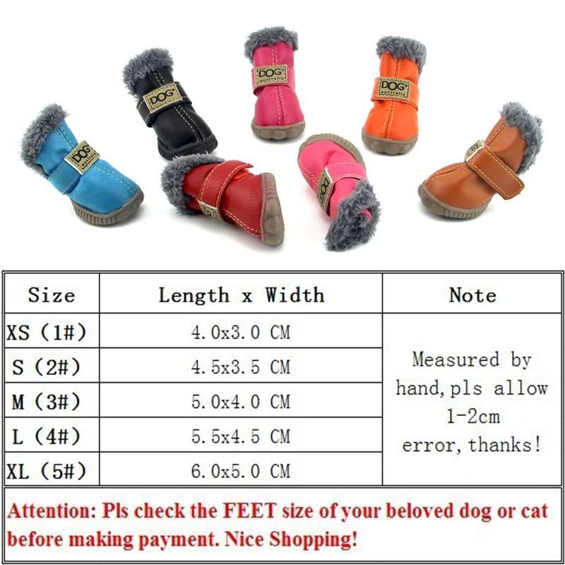 Обувь для маленьких собак: особенности, критерии выбора