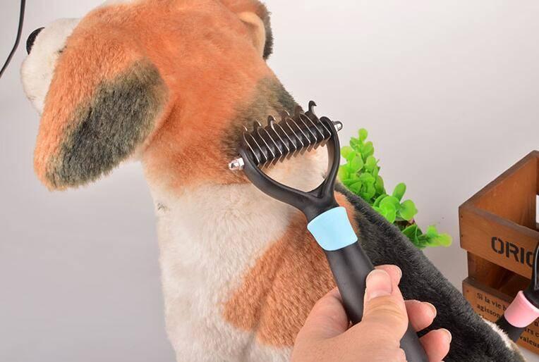 Расческа для собак фурминатор: критерии выбора и отзывы