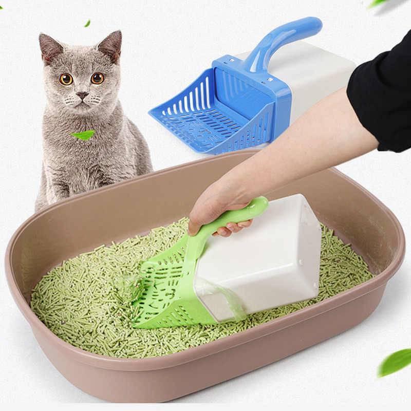 Как отмыть кошачий лоток от наполнителя