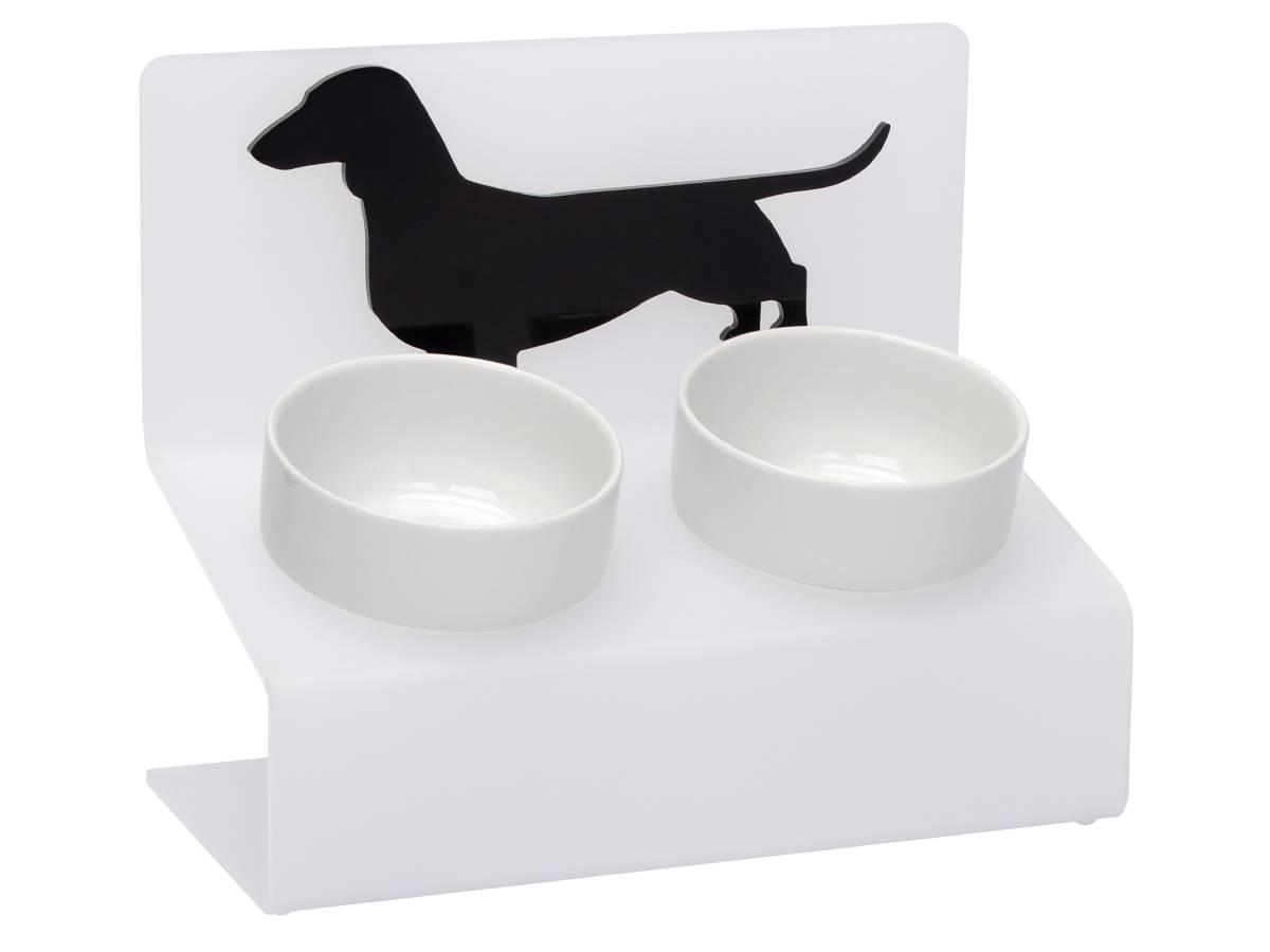 Подставки, стойки и миски для кормления собак