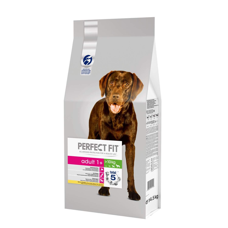 Готовый сухой корм перфект фит для собак: описание состава, отзывы владельцев и мнение ветеринаров