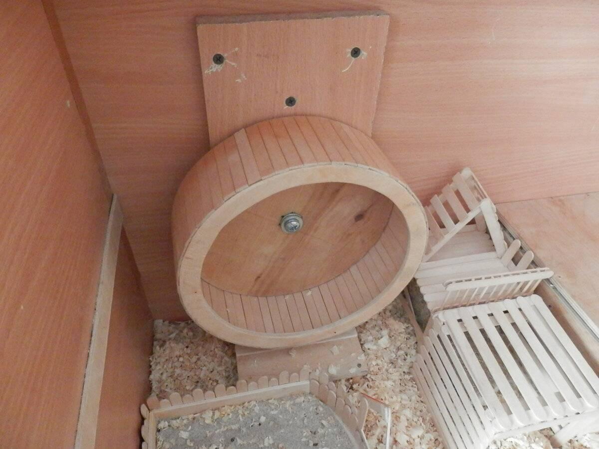 Игрушки для хомяков своими руками: гамак, тоннели, лесенка, качели, лабиринт