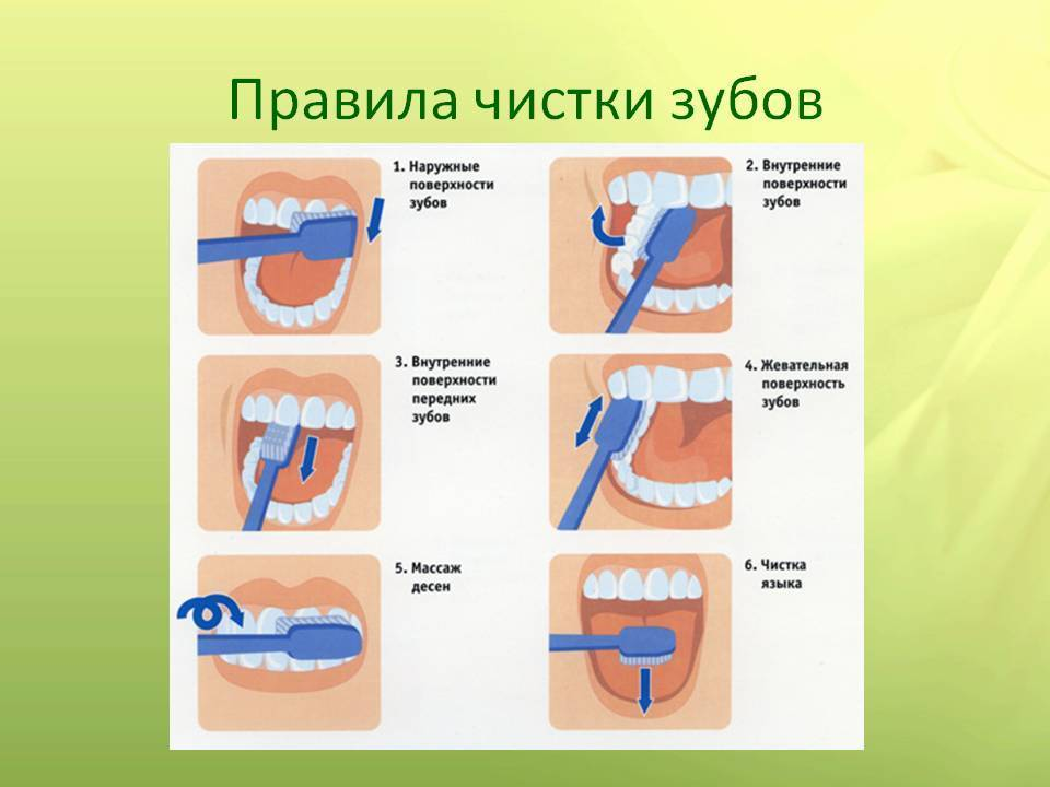 Как правильно чистить зубы, когда это делать и зачем, и какой щеткой