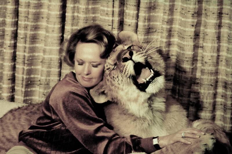 10 необычных животных знаменитостей