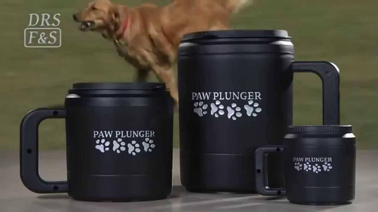 Лапомойка для собак