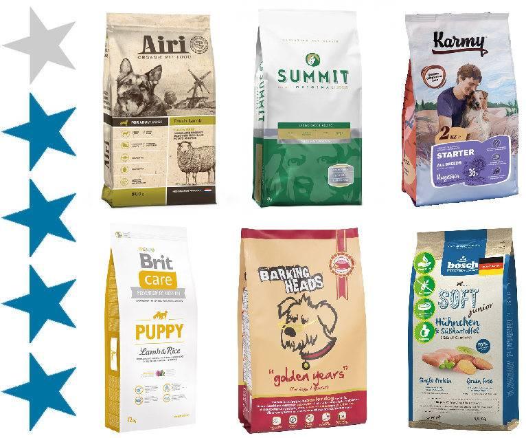 Рейтинг кормов для собак в 2020 ? какой корм для собак лучше, отзывы ветеринаров | petguru