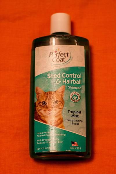 Топ-10 лучших шампуней для кошек и котов