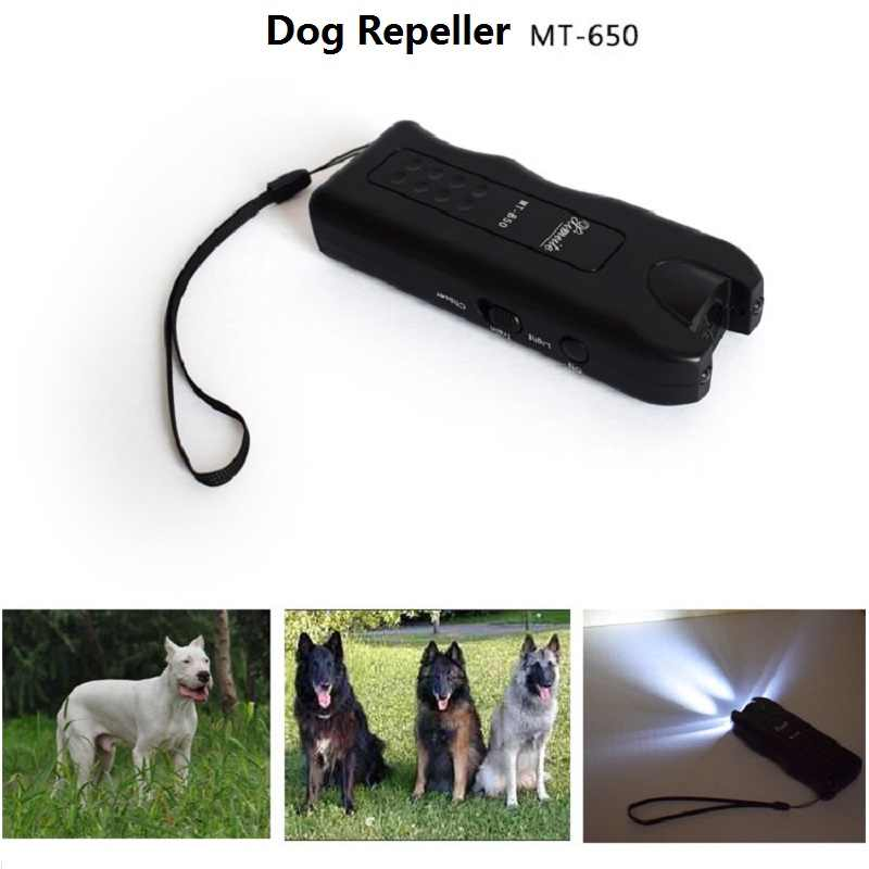 Об отпугивателях собак: ультразвуковых, электронных, свистках, как выбрать